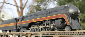 Get your Lionel N & W J's Repainted!
