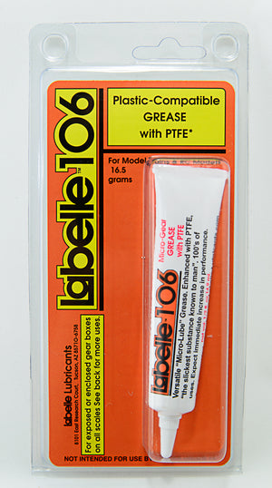 Labelle - #102, 107 & #106 Grease pack w/ PTFE*