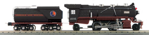"MTH 11-6066-1 - Tinplate - 263E Steam Engine ""Norfolk & Western"" w/ PS3"