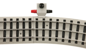 MTH 11-99004 - Std. Gauge Track w/ Roadbed - Lighted Lockon