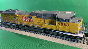 "Lionel 2033323 - Legacy SD70AH Diesel Locomotive ""Union Pacific"" #9088"