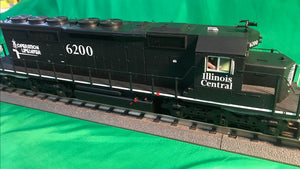 "MTH 20-21171-1 - SD40-2 Diesel Engine ""Illinois Central"" #6200 w/ PS3"