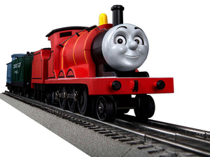 Lionel 1823020 - Thomas & Friends - LionChief James Freight Set w/ Bluetooth