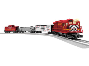 "Lionel 1923090 - LionChief U36B ""Lehigh Valley"" Freight Set w/ Bluetooth"