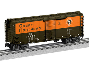 Lionel L-1926630 Great Northern FreightSounds Boxcar #39412