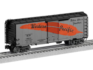Lionel L-1926690 Western Pacific FreightSounds Boxcar #19531