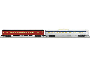 "Lionel 1927210 - Excursion ""Norfolk Southern"" Private Passenger Car (2-Car) Set A"