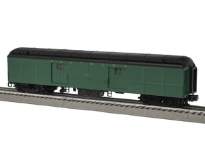 "Lionel 1927461 - 60' Baggage Car ""Southern"" #100"