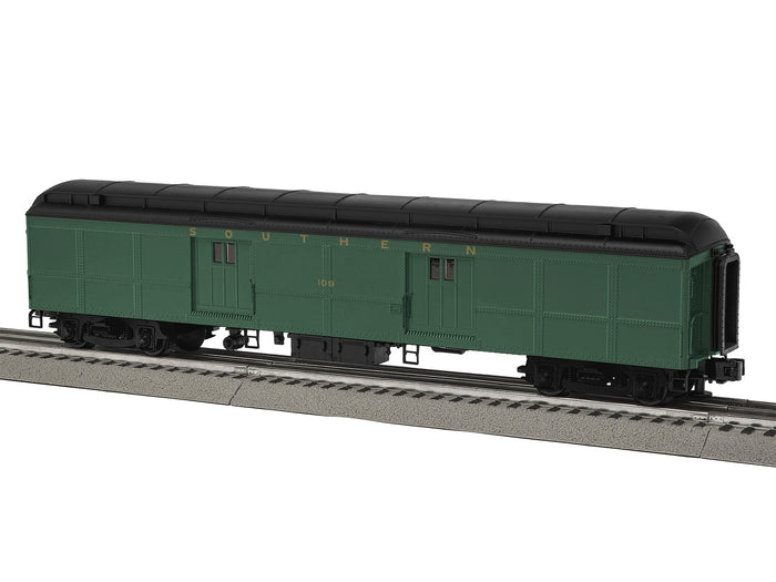 "Lionel 1927462 - 60' Baggage Car ""Southern"" #109"