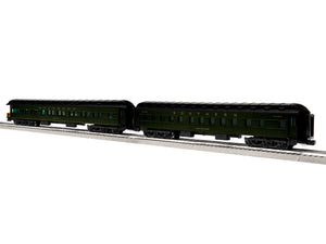 "Lionel 1927490 - 18"" Passenger Cars ""Southern"" (2-Car) Pack #3"