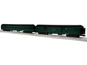 "Lionel 1927510 - 18"" Passenger Cars ""Missouri Pacific Sunshine Special"" (2-Car) Pack #1"