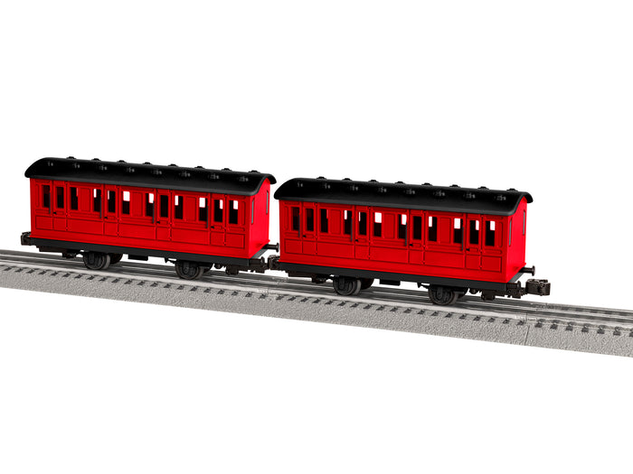 Lionel 1928091 - Thomas & Friends - Branch Line Coach (2-Car)