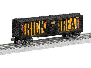 Lionel L-1928380 Trick or Treat Halloween Sounds Boxcar