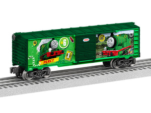 "Lionel L-1928650 Thomas the Tank ""Percy"" Boxcar"