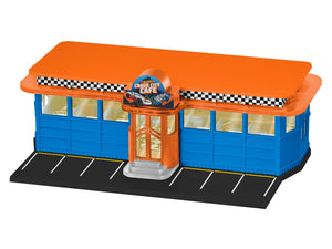 Lionel L-1929080 - Hot Wheels - Crash City Cafe