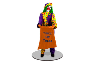 Lionel 1930070 - Trick or Treaters Figure (5-Pack)