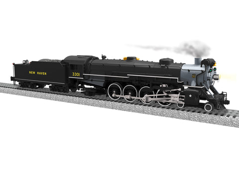 "Lionel 1931090 - Legacy USRA Light Mountain Mikado ""New Haven"" #3301"