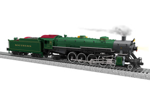 "Lionel 1931120 - Legacy USRA Light Mountain Mikado ""Southern"" #1483 (green)"