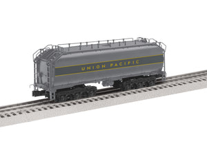 "Lionel 1931312 - Vision Auxiliary Water Tender ""Union Pacific"" #907856 (Gray)"