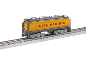 "Lionel 1931313 - Vision Auxiliary Water Tender ""Union Pacific"" #907857 (Yellow)"