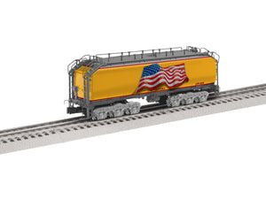 "Lionel 1931314 - Vision Auxiliary Water Tender ""Union Pacific"" #809 (Flag)"