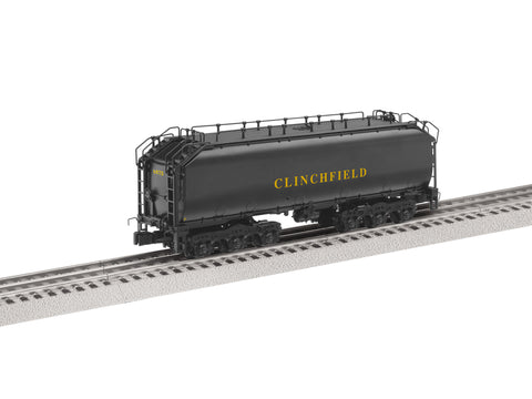 "Lionel 1931320 - Vision Auxiliary Water Tender ""Clinchfield"" #x675"