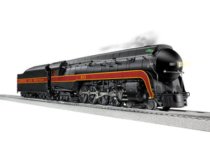 "Lionel 1931360 - Legacy J Class Steam Locomotive ""Norfolk & Western"" #611 (c1982)"