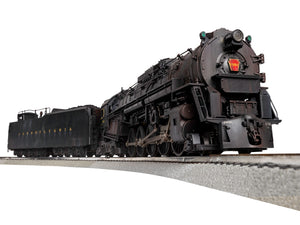 "Lionel L-1931700 - J1a Steam Locomotive ""Pennsylvania"" #6481 - Weathered w/ Bluetooth"