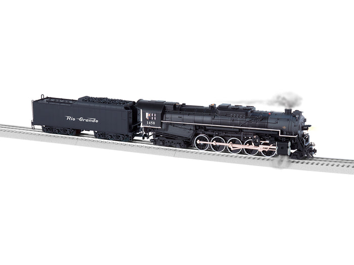 "Lionel L-1931750 - 2-10-4 Steam Locomotive ""Rio Grande"" #1450"