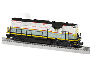 "Lionel 1933041 - Legacy ALCO RS-11 ""Depew Lancaster & Western"" #1800"