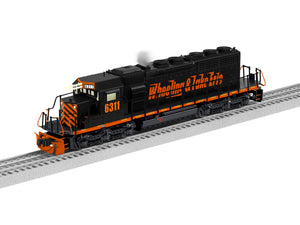 "Lionel 1933142 - SD40-2 Diesel Locomotive ""Wheeling & Lake Erie"" #6311"