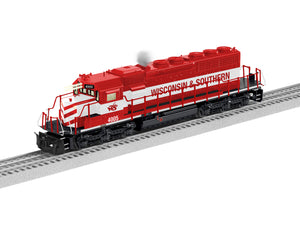 "Lionel 1933153 - SD40-2 Diesel Locomotive ""Wisconsin & Southern"" #4005 - Non-Powered"