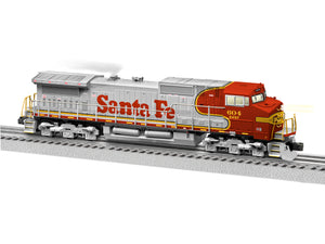 "Lionel 1933223 - Legacy C44-9W Diesel Locomotive ""BNSF"" #604 - Non-Powered (ATSF patch)"