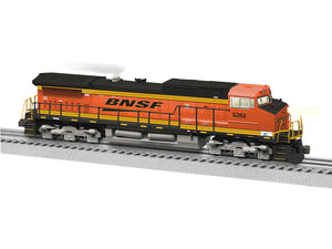 "Lionel 1933233 - Legacy C44-9W Diesel Locomotive ""BNSF"" #5282 - Non-Powered"