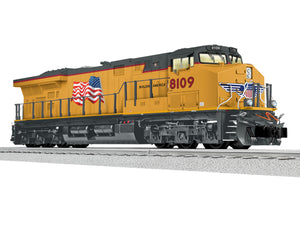 "Lionel 1933322 - Legacy ES44AC Diesel Locomotive ""Union Pacific"" #8109"