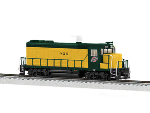 "Lionel 1933351 - Legacy GP35 Diesel Locomotive ""Chicago & North Western"" #826"