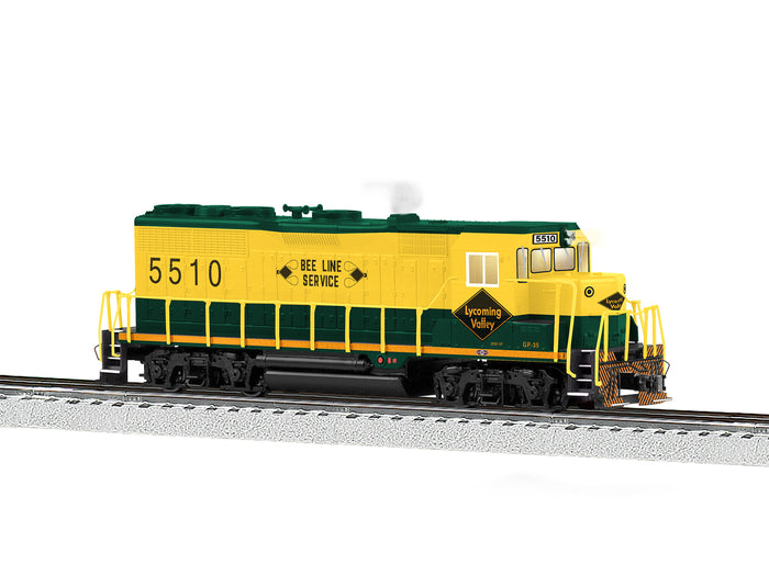"Lionel L-1933381 - LEGACY GP-35 Diesel Locomotive ""Lycoming Valley"" #5510 w/ Bluetooth"