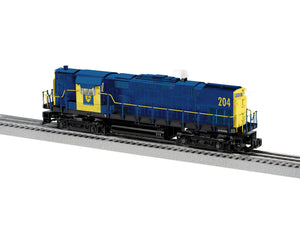 "Lionel 1933423 - C-420 Diesel Locomotive ""Delaware & Hudson"" #204 (Non-Powered)"