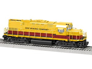 "Lionel 1933442 - Legacy C-420 Diesel Locomotive ""Erie Mining"" #7221 (Non-Powered)"
