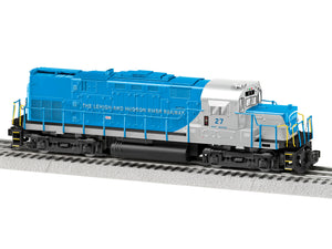 Lionel L-1933453 Lehigh & Hudson River C-420 #27 non-powered