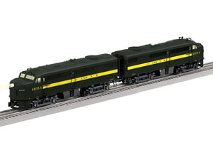 "Lionel 1933500 - Legacy FA Diesel Locomotive AA Set ""Chicago & North Western"""