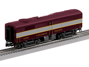 "Lionel 1933519 - Legacy FB-2 Diesel Locomotive ""Canadian Pacific"" (Superbass)"