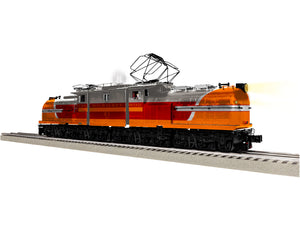 "Lionel 1933571 - Legacy Bipolar Diesel Locomotive ""Milwaukee Road"" #E-1"