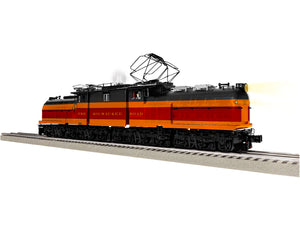 "Lionel 1933572 - Legacy Bipolar Diesel Locomotive ""Milwaukee Road"" #E-2"
