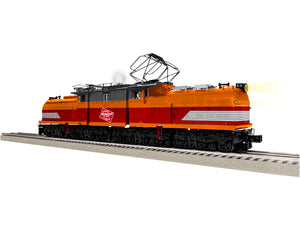 "Lionel 1933573 - Legacy Bipolar Diesel Locomotive ""Milwaukee Road"" #E-3"