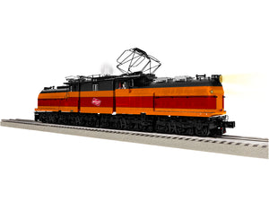 "Lionel 1933574 - Legacy Bipolar Diesel Locomotive ""Milwaukee Road"" #E-4"