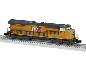 "Lionel 1934042 - LionChief+ 2.0 ET44AC Diesel Locomotive ""Union Pacific"" #2727"