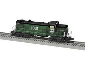 "Lionel 1934050 - LionChief RS-3 Diesel Locomotive ""Burlington Northern""  #4068 w/ Bluetooth"