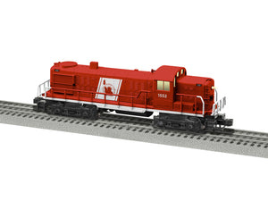 "Lionel 1934060 - LionChief RS-3 Diesel Locomotive ""Central of New Jersey"" #1219 w/ Bluetooth"