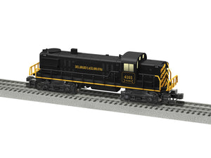 "Lionel 1934070 - LionChief RS-3 Diesel Locomotive ""Delaware Lackawanna"" #4103 w/ Bluetooth"
